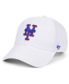 New York Mets White MVP Cap