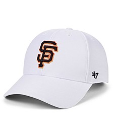 San Francisco Giants White MVP Cap