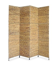 Proman Products Jakarta Folding Panel Privacy Divider Screen