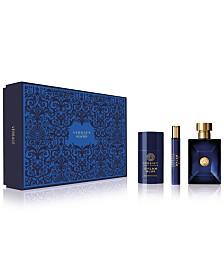 Versace Dylan Blue Pour Homme Eau de Toilette 3-Pc Gift Set
