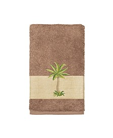 Turkish Cotton Colton Embellished Hand Towel