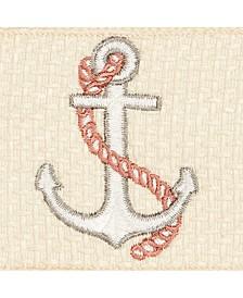 Turkish Cotton Easton Embellished Washcloth
