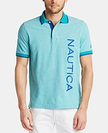 Men's Logo Graphic Polo