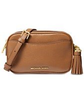 8797fad8683937 MICHAEL Michael Kors Pebble Leather Convertible Crossbody Belt Bag