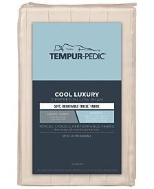 Tempur-Pedic Cool Luxury Zippered Standard/Queen Pillow Sham