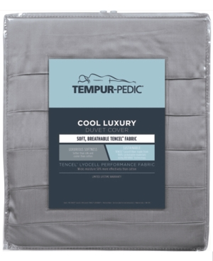 Tempur-Pedic Cool Luxury Full/Queen Duvet Cover Bedding