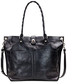 Heritage Marseille Leather Tote