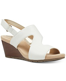 Bandolino Gannet Wedge Sandals