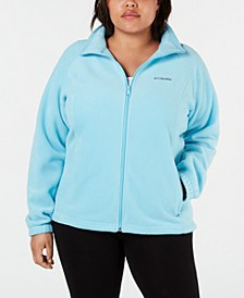 Plus Size Benton Springs Fleece Jacket