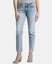 Silver Jeans Co. Elyse Slim Skinny Jeans
