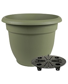 "Bloem Ariana 6"" Self Watering Planter"