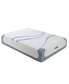 "Sensura 12"" Twin XL Cooling Gel Memory Foam Mattress"