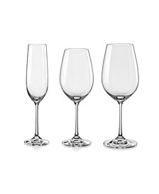 Viola 18-piece Wine Set