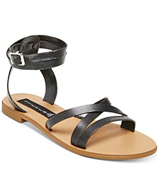 Women's Matas Strappy Flat Sandals