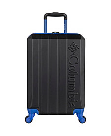"""Columbia Fort Yam Hill 20"""" Hardside Spinner Suitcase"""