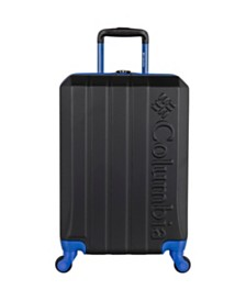 "Columbia Fort Yam Hill 20"" Hardside Spinner Suitcase"