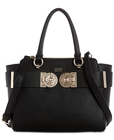 GUESS Carina Society Satchel