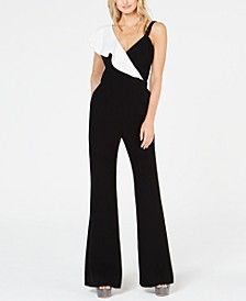 Jane One-Shoulder Jumpsuit