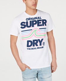 Superdry Men's Logo Graphic T-Shirt, Created for Macy's
