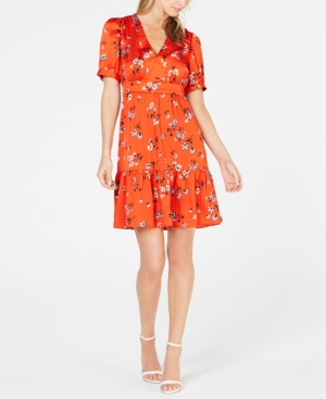 Jill Jill Stuart Dresses FLORAL MINI DRESS