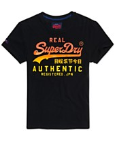 faea8d362 Superdry Men's Vintage Authentic Fade Logo Graphic T-Shirt