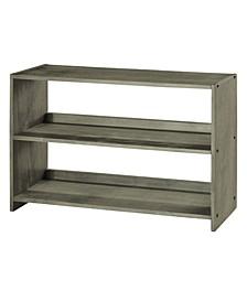Bookcase Shelf for Low Loft