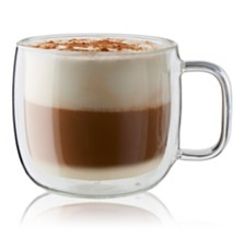 ZWILLING J.A. Henckels Sorrento Plus Cappuccino Glass Mug