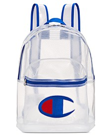 Big Boys Supersize Logo Backpack