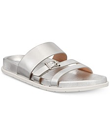 Sloan Waterproof Slide Sandals, Created for Macy's