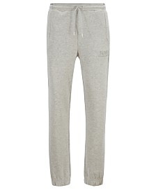 BOSS Men's Hadiko Slim-Fit Tracksuit Bottoms