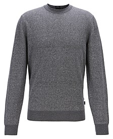 BOSS Men's Franio Knitted Sweater