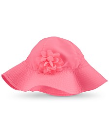 Carter's Baby Girls Flower Hat