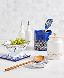 Martha Stewart Collection Dolce Vita Kitchen Collection, Created for Macy's