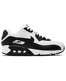 wholesale dealer 086d8 0fe23 Nike Women s Air Max 90 Casual Sneakers from Finish Line