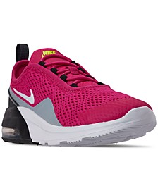 Little Girls' Air Max Motion 2 Casual Sneakers from Finish Line