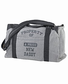 Property of Daddy Diaper Bag