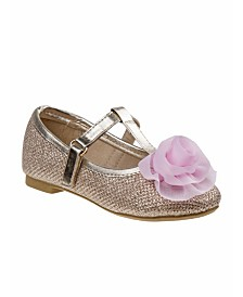 Josmo's Every Step Glitter Ballerinas