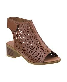 Kensie Girl's Every Step Open Toe Heel Sandals