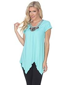 Women's Fenella Embellished Tunic top