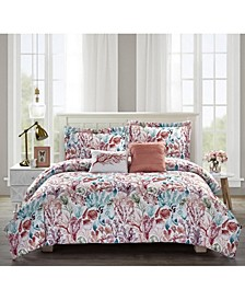 5-Piece Comforter Set, Full/Queen