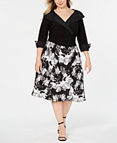 Mother of the Bride Plus Size Dresses - Macy\'s