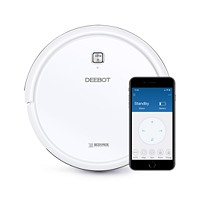 Deals on Ecovacs DEEBOT N79W Multi-Surface Robotic Vacuum Cleaner w/App Control