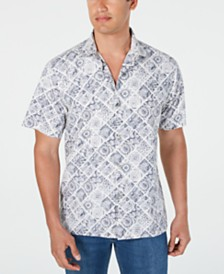 Tommy Bahama Men's Tivoli Tiles Shirt
