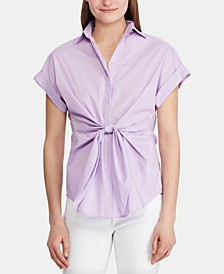 Petite Cotton Top