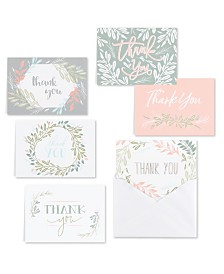 Greenery Note Cards Assortment
