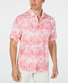 Tommy Bahama Men's Primo Palm Shirt