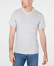 Men's Portree Yarn-Dyed Stripe T-Shirt
