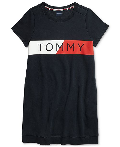 94e6c2064e Tommy Hilfiger Women s Marni Dress with Magnetic Closures   Reviews ...
