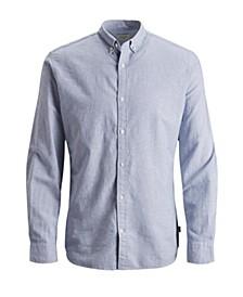 Men's Essential Linen Summer Shirt