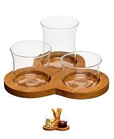 Sagaform Serving Set with Three Bowls